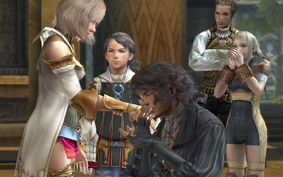 Ashe and Al-Cid