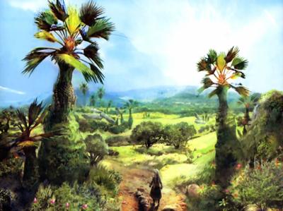 Tchita Uplands