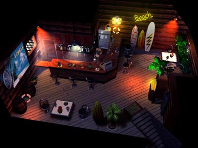 Costa del Sol bar