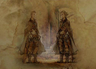 Basch and Noah fon Ronsenburg