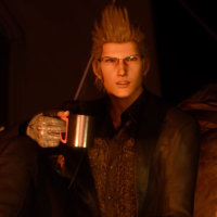 Ignis's After-Hours Coffee