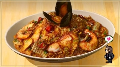 Fisherman's Favorite Paella